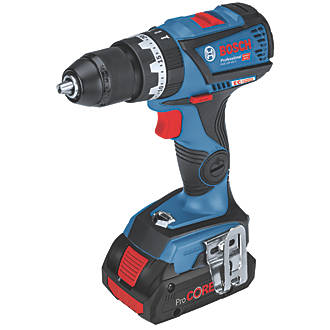 Image of Bosch 06019G2173 18V 4.0Ah Li-Ion Coolpack Brushless Cordless Combi Drill