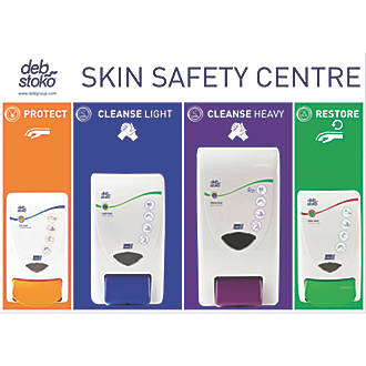 Image of Deb Stoko White 3-Step Skin Protection Centre