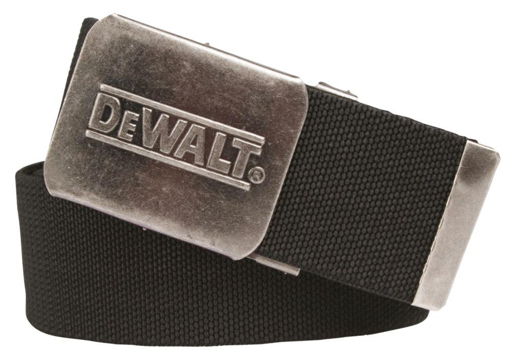 Image of DeWalt Work Belt One Size Black