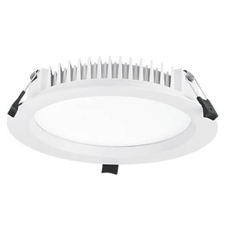 Image of Enlite Lumi-Fit Fixed Round LED Downlight 1900lm 18W 220-240V