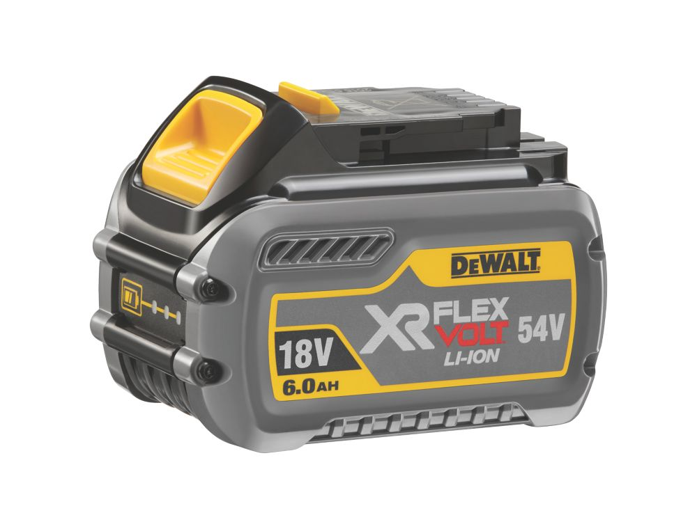 Image of DeWalt DCB546-XJ 54V 6.0Ah Li-Ion XR FlexVolt Battery