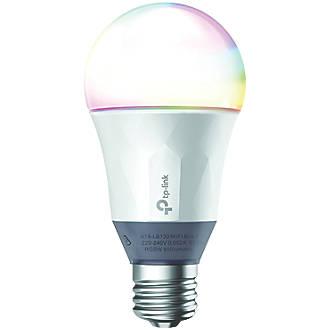 Image of TP-Link LB130 LED GLS ES Smart Bulb Colour-Changing 11W 800Lm