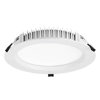 Image of Enlite Lumi-Fit Fixed Round LED Downlight 4500lm 45W 220-240V