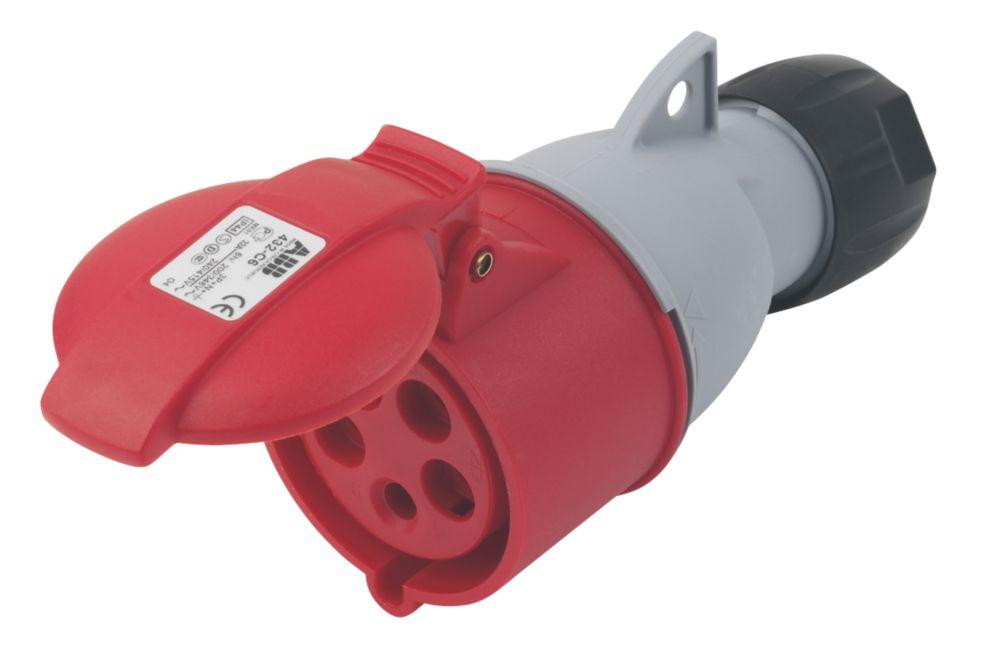 Image of ABB Connector 32A 4P+E 415V 6H IP44