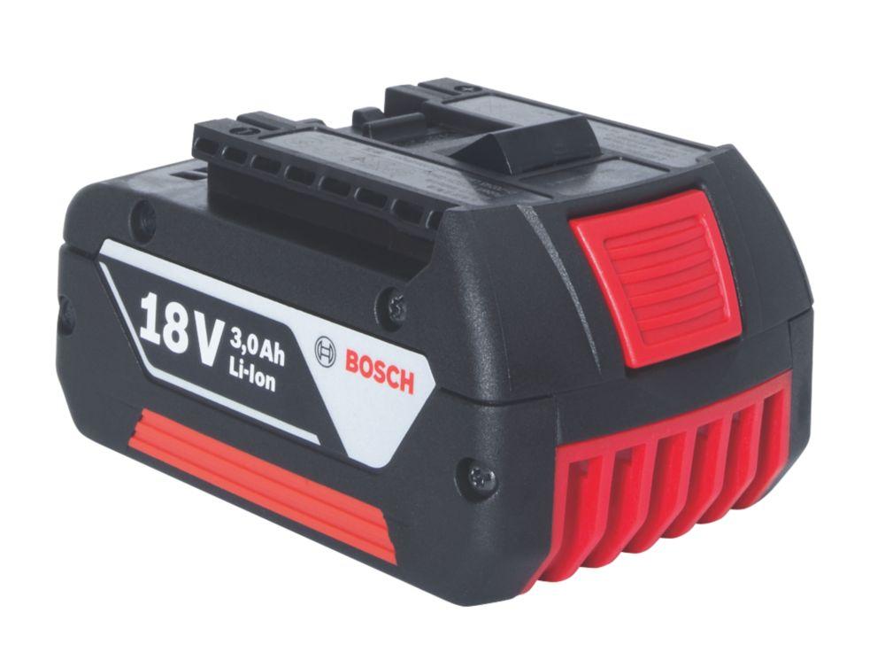 Image of Bosch 18V 3.0Ah Li-Ion Coolpack Battery