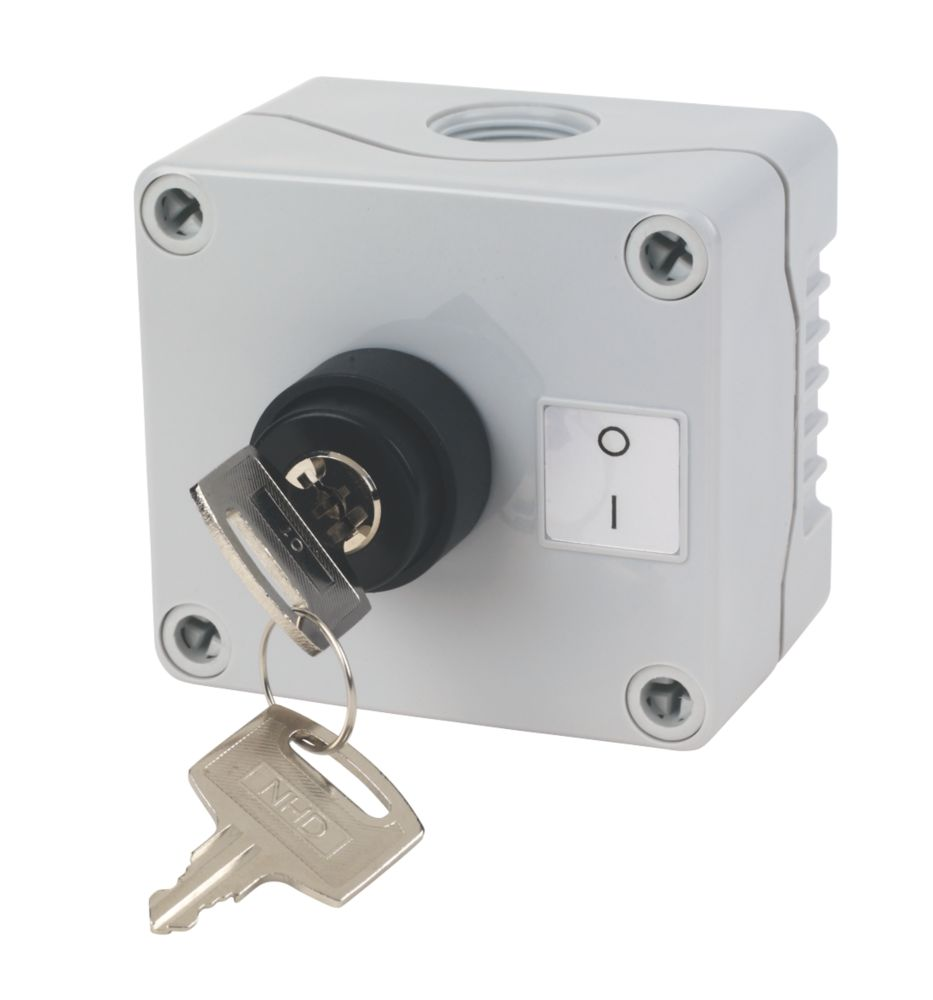 Image of Hylec Selector Key Switch 22mm