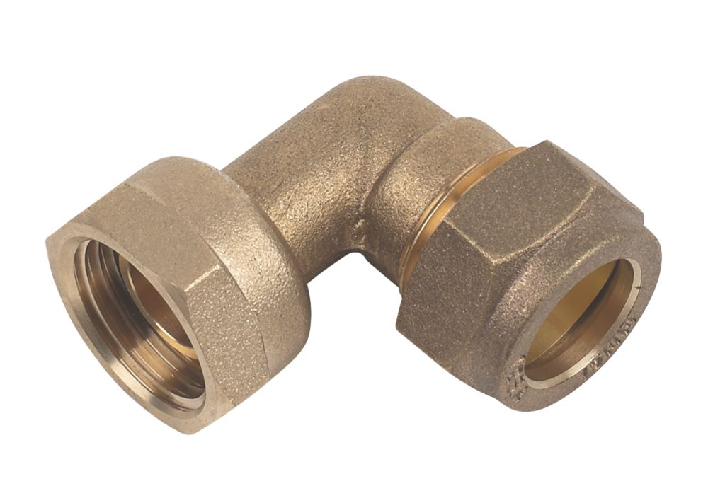 Image of P803SF.1 Bent Tap Connector 15mm x 12mm