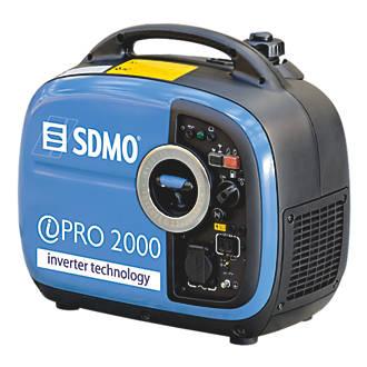 Image of SDMO iPRO2000 2000W Generator 12 / 230V