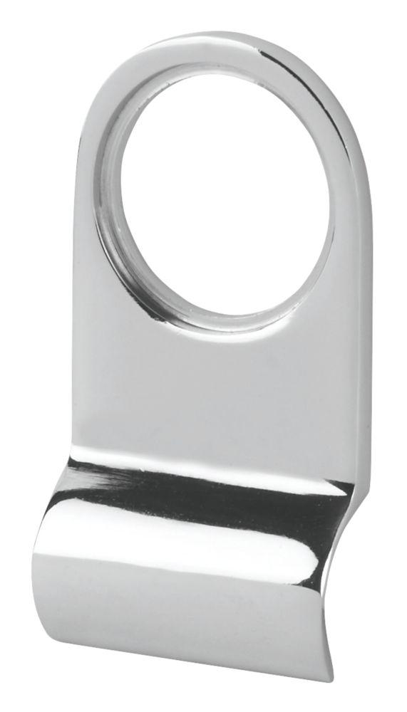 Image of Smith & Locke Polished Chrome Cylinder Door Pull Latch 40mm