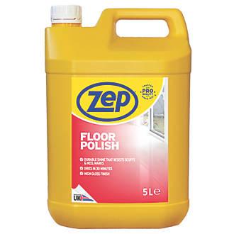 Image of Zep Commercial Floor Polish 5Ltr