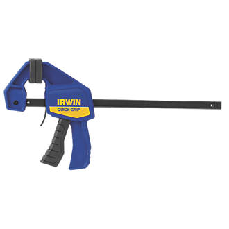 """Image of Irwin Quick-Grip 6"""" Mini One-Handed Bar Clamp"""
