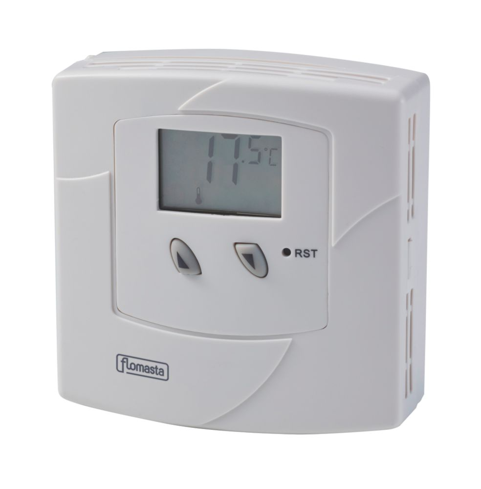 Image of Flomasta 24701SX Wired Digital Thermostat
