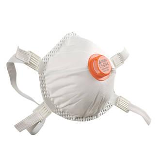 Image of Alpha Solway 3030V Moulded Disposable Masks P3 5 Pack