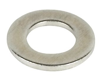 Image of Flat Washers A2 M5 100 Pack