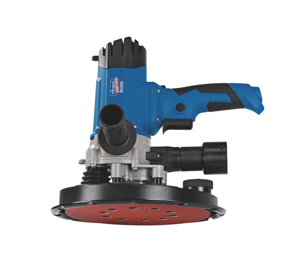 Image of Scheppach Special Edition DS 200 215mm Drywall Sander 240V