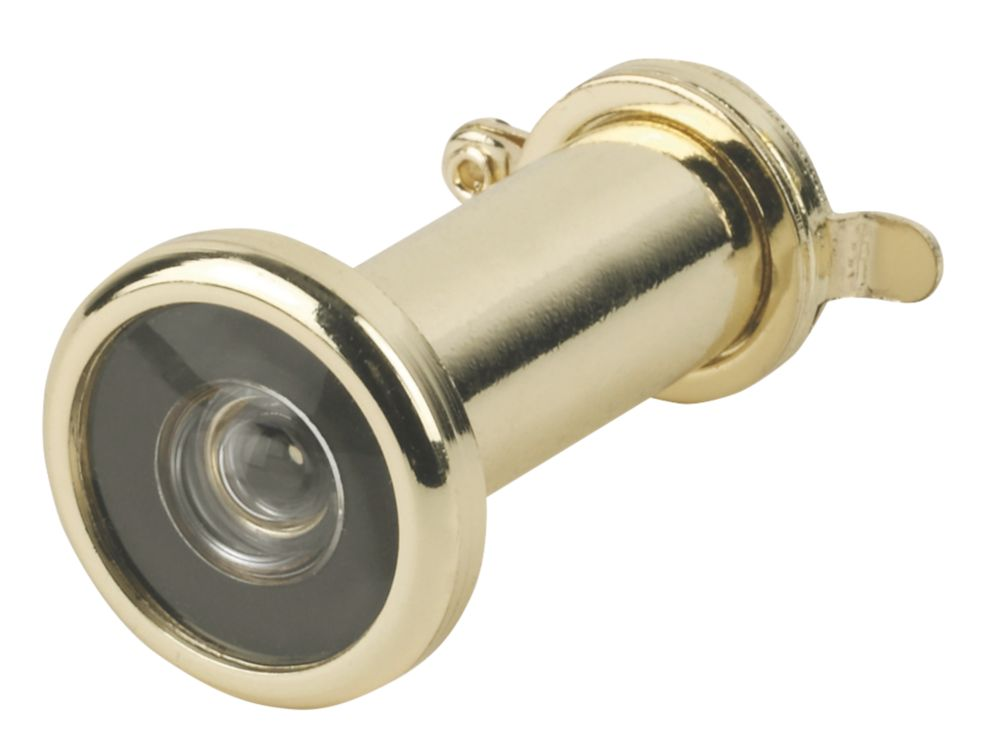 Image of Smith & Locke Door Viewer Brass