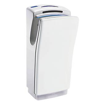 Image of Biodrier Business² Ultra Fast Blade Hand Dryer White 0.7-1.4kW