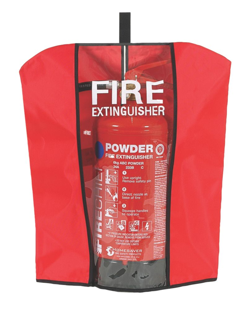 Image of Firechief Fire Extinguisher Cover Medium 6Ltr