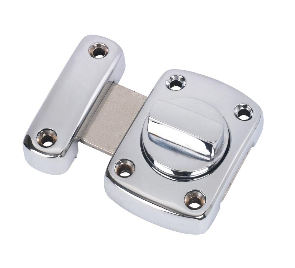 Image of Thumbturn Lock Polished Chrome 40mm