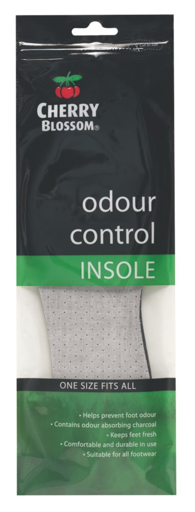 Image of Cherry Blossom Odour Control Insoles Pair Size