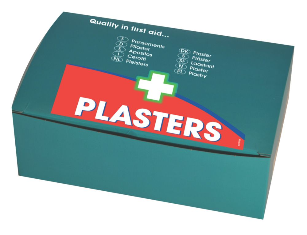 Image of Wallace Cameron Assorted Waterproof Plasters 150 Pack