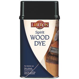 Image of Liberon Ethanol Based Wood Dye Dark Oak 250ml