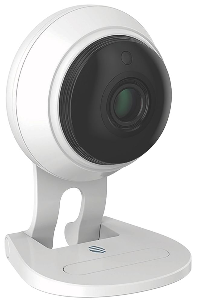 Image of Hive View Smart Camera White