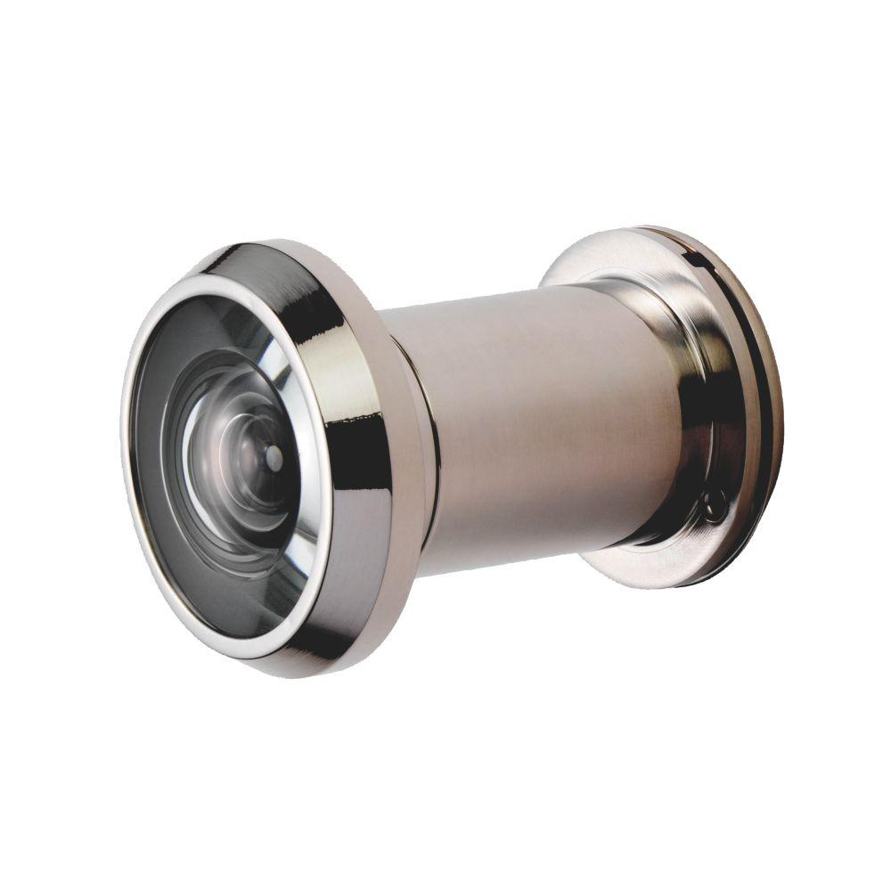 Image of Eurospec Door Viewer Polished Stainless Steel