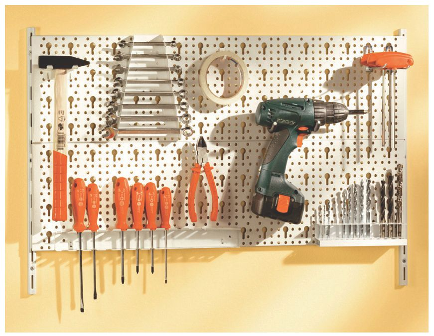 Image of RB UK Workshop Storage Kit 800 x 30 x 500mm