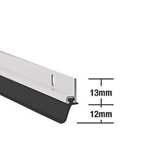 Image of Stormguard Heavy Duty Around Door Strips White 1.03m 5 Pack