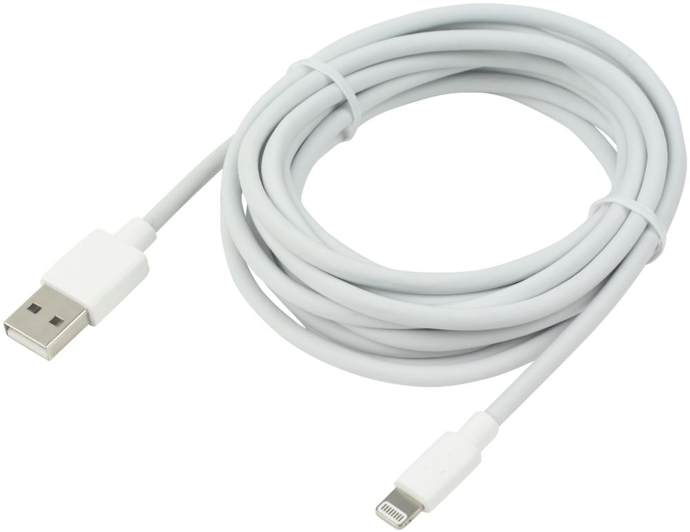 Image of Belkin MIXIT↑ USB-A to Lightning Cable 3m White