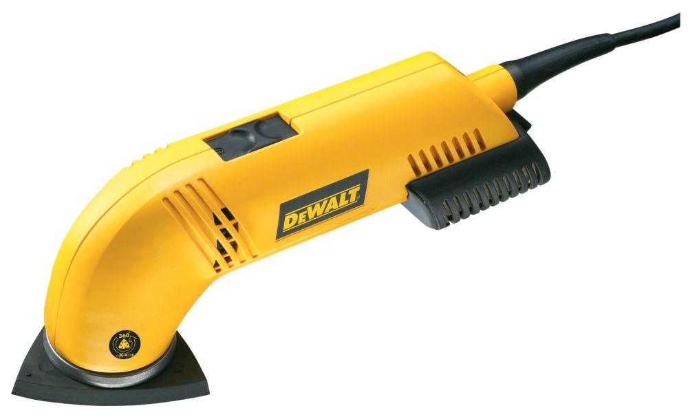 Image of DeWalt D26430-GB 300W Detail Sander 240V