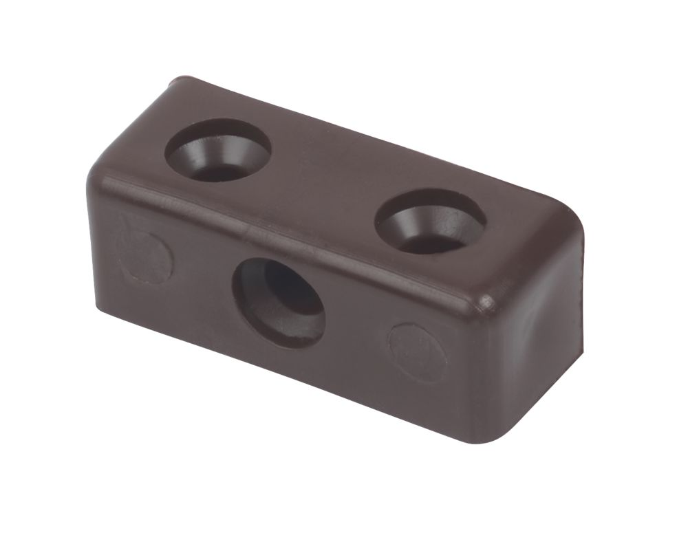 Image of Dark Brown Assembly Joint x 10 Pack