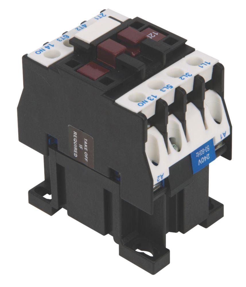 Image of Hylec DEC 3-Pole Contactor Unit 7.5kW