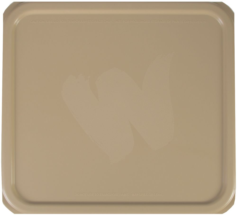 Image of Wooster Paint Scuttle Lid 359mm Beige