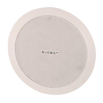 "Image of Evoson Ceiling Speaker White 9"" 20W RMS"