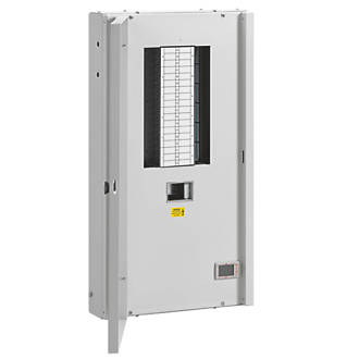 Image of Havells 12-Way 125A Metered TP & N Board without Incomer