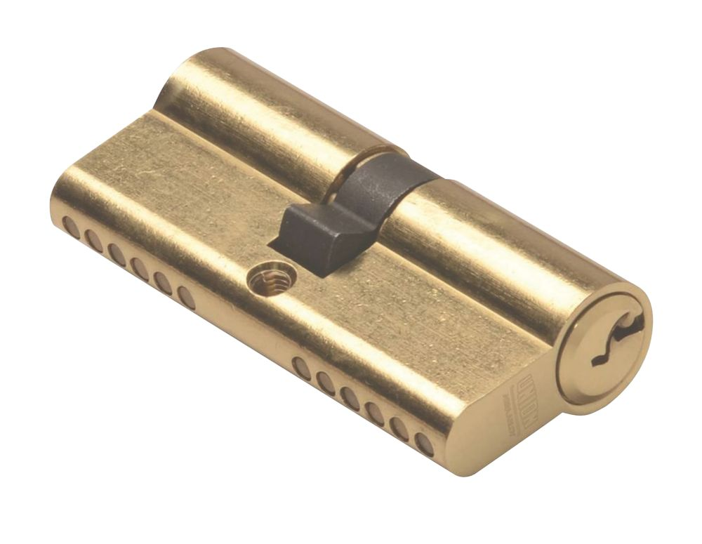 Image of Union 6-Pin Euro Cylinder Lock 45-55