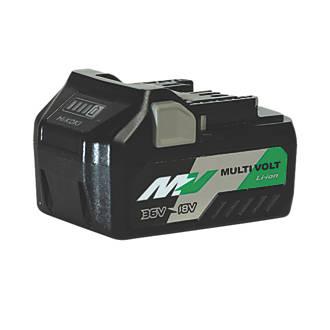 Image of HiKOKI BSL36B18 18-36V 4.0-8.0Ah Li-Ion Multi Volt Battery