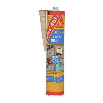 Image of Sika Sikaflex EBT+ All-Weather Sealant Beige 300ml