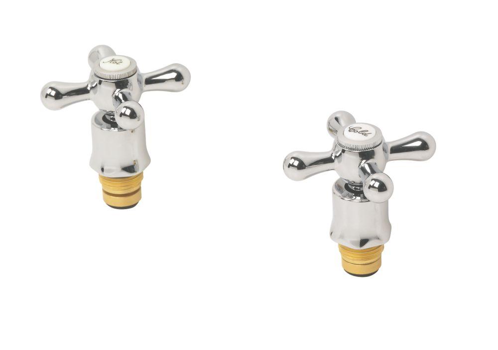 Image of Swirl Bathroom Basin Tap Reviver Kit