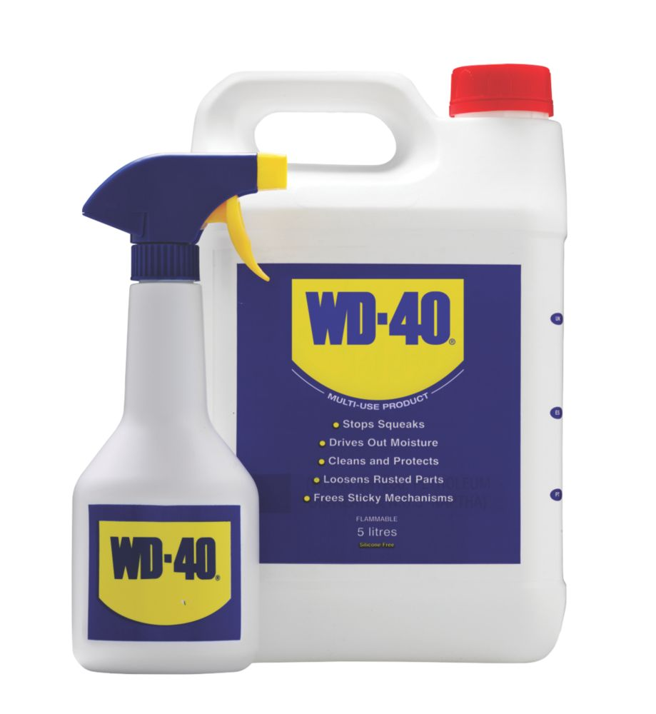 Image of WD-40 & Spray Applicator 5Ltr