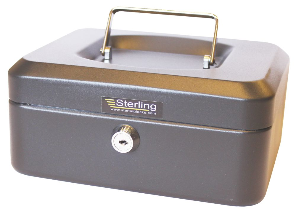Image of Sterling -Hook Cash Box