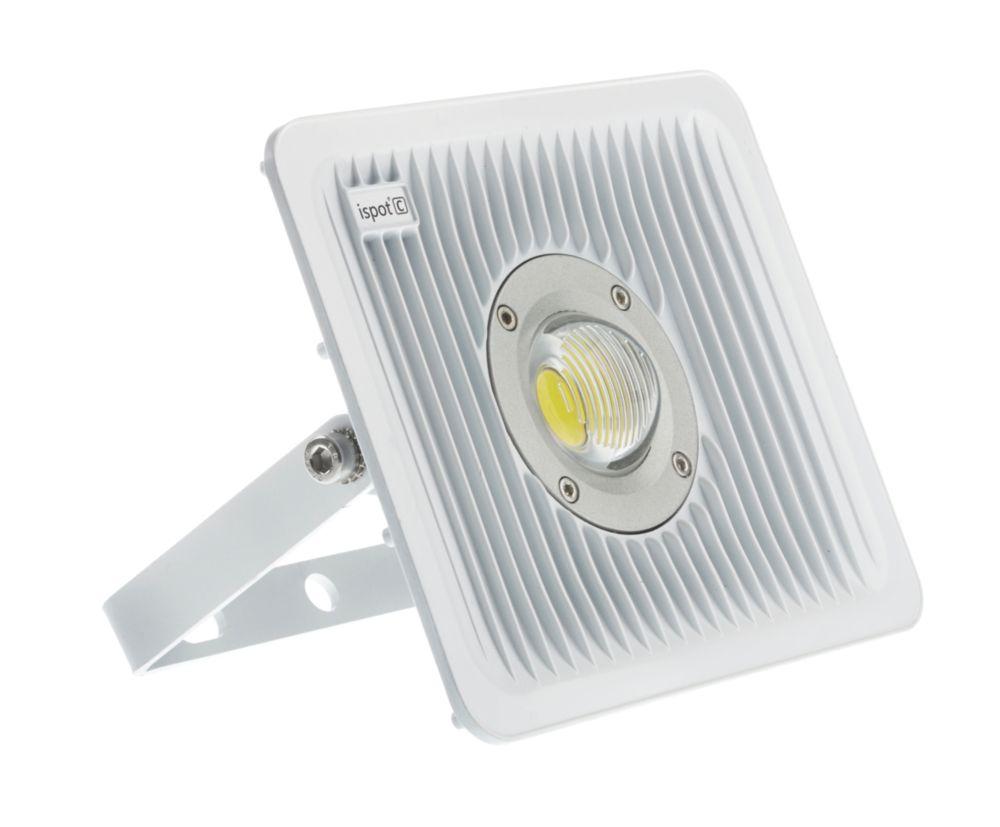 Image of Brackenheath ispot C Driverless LED Floodlight 30W White