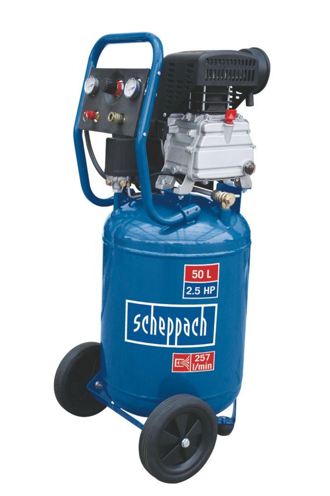 Image of Scheppach HC50S 50Ltr Air Compressor 230V