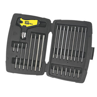 Image of Stanley FatMax Metric & TX Power Key Set 27 Pieces