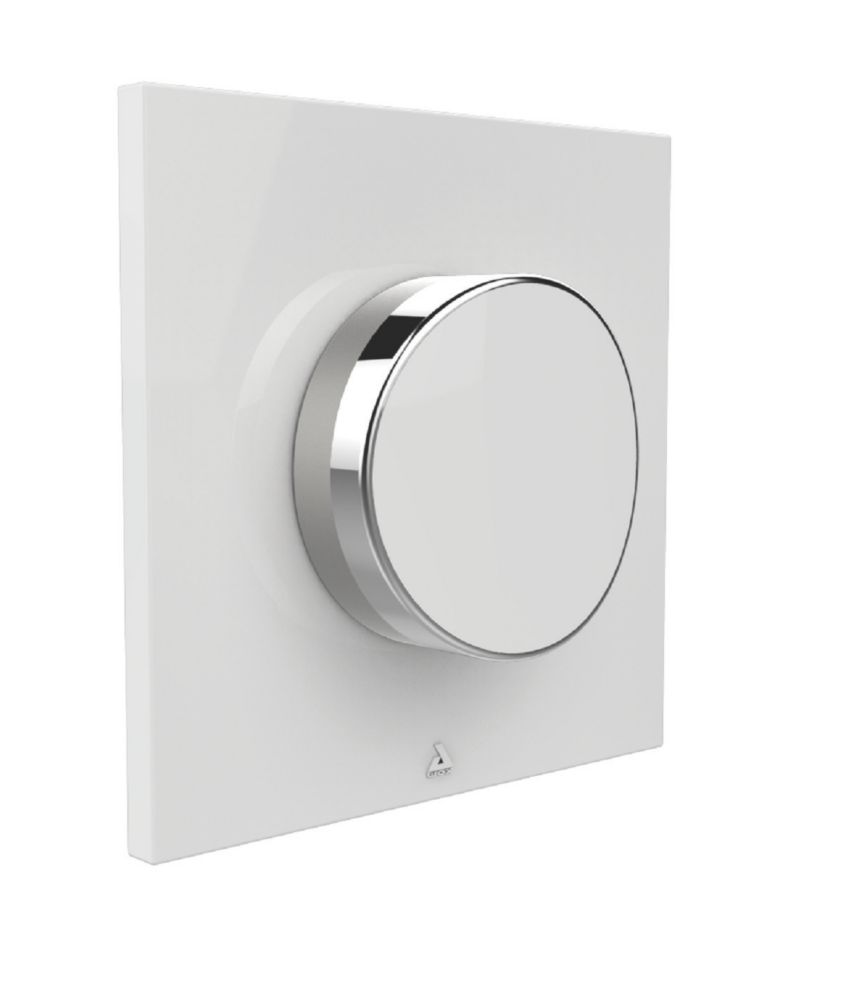 Image of Awox SmartPebble Lighting Control Unit Silver / White