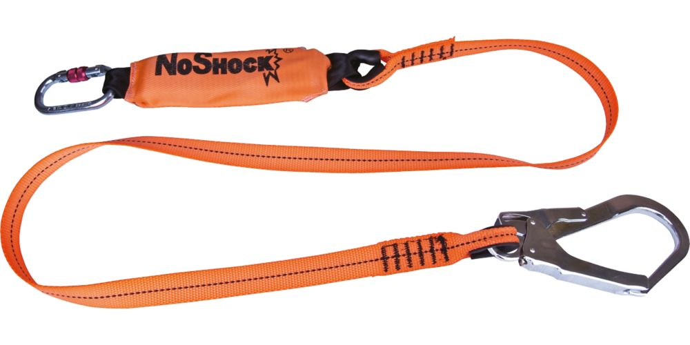 Image of Delta Plus AN203200CD 2m Fall Arrest Lanyard Polyester