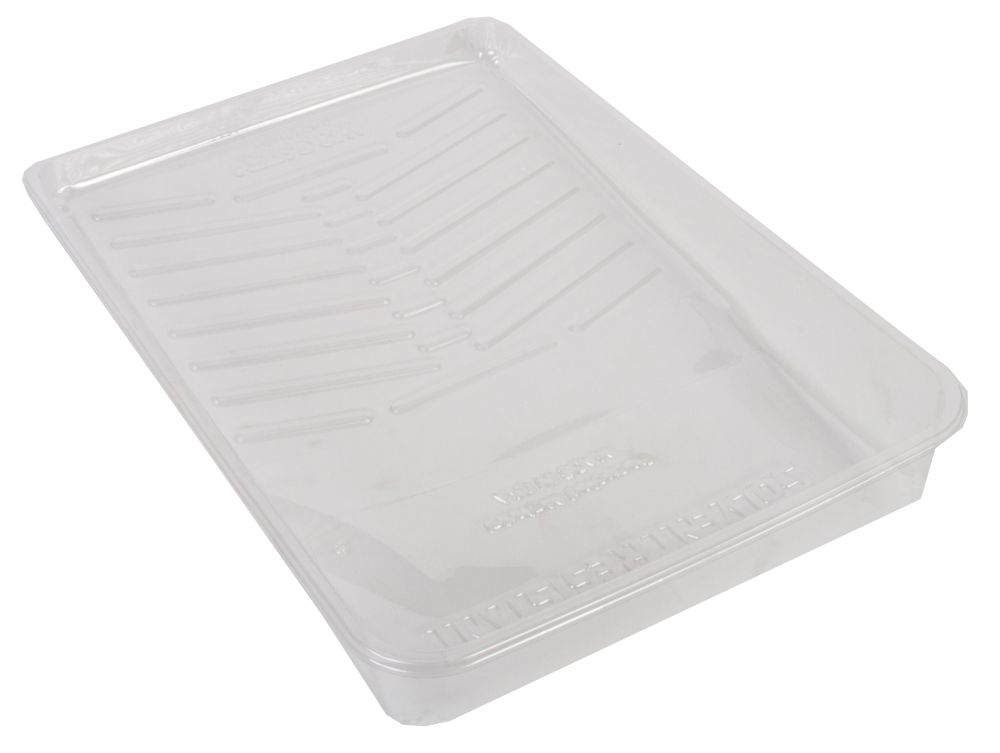 """Image of Wooster Tray Inserts Clear 9"""" 12 Pack"""