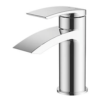 Image of Watersmith Heritage Wye Basin Mono Mixer Tap with Clicker Waste